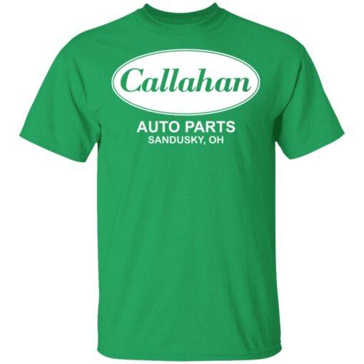 Callahan auto parts Sandusky oh shirt $19.95 redirect04202021230450 1