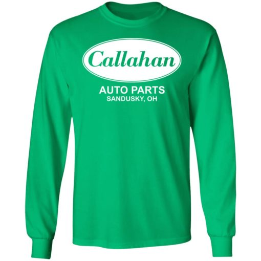 Callahan auto parts Sandusky oh shirt $19.95 redirect04202021230450 5
