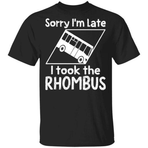 Sorry i'm late i took the rhombus shirt $19.95 redirect04212021230427 10