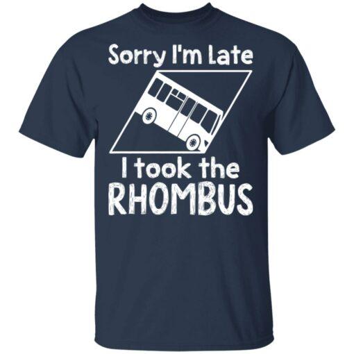 Sorry i'm late i took the rhombus shirt $19.95 redirect04212021230427 11