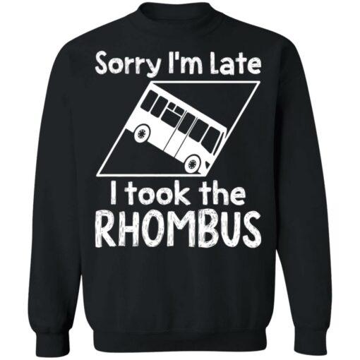 Sorry i'm late i took the rhombus shirt $19.95 redirect04212021230428 1
