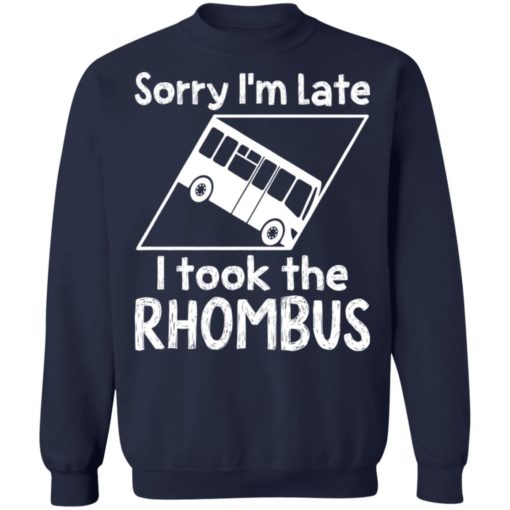 Sorry i'm late i took the rhombus shirt $19.95 redirect04212021230428 2