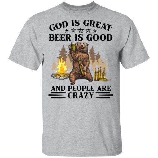 God is great beer is good and people are crazy shirt $19.95 redirect04222021050451 1