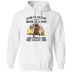 God is great beer is good and people are crazy shirt $19.95 redirect04222021050451 7