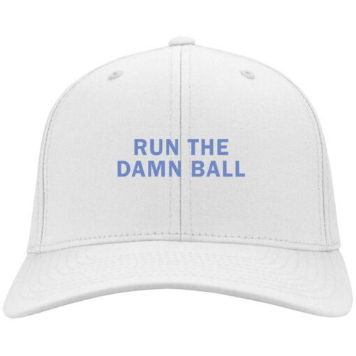 Run the damn ball hat, cap $24.75 redirect05022021210550 1