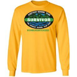 Another school year survivor the longest school year ever kindergarten 2021 shirt $19.95 redirect05032021220555 5