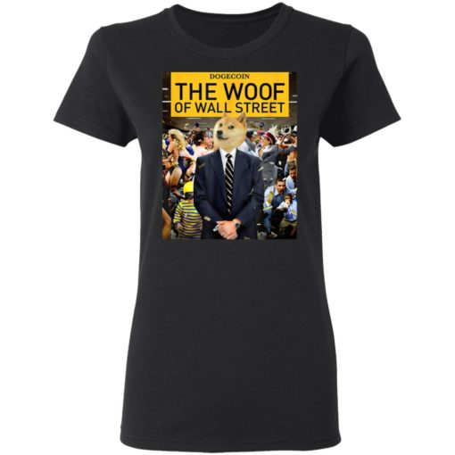 Dogecoin the woof of wall street shirt $19.95 redirect05042021220545 2