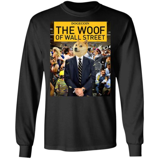 Dogecoin the woof of wall street shirt $19.95 redirect05042021220545 4