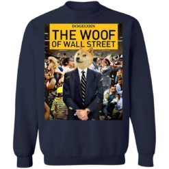 Dogecoin the woof of wall street shirt $19.95 redirect05042021220545 9