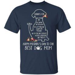 Thanks for loving me taking me for walks dog mom shirt $19.95 redirect05042021220557 1