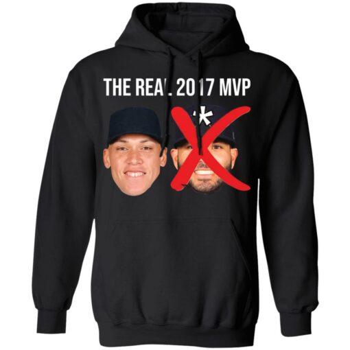 The real 2017 MVP Aaron Judge not Altuve shirt $25.95 redirect05052021000501 12