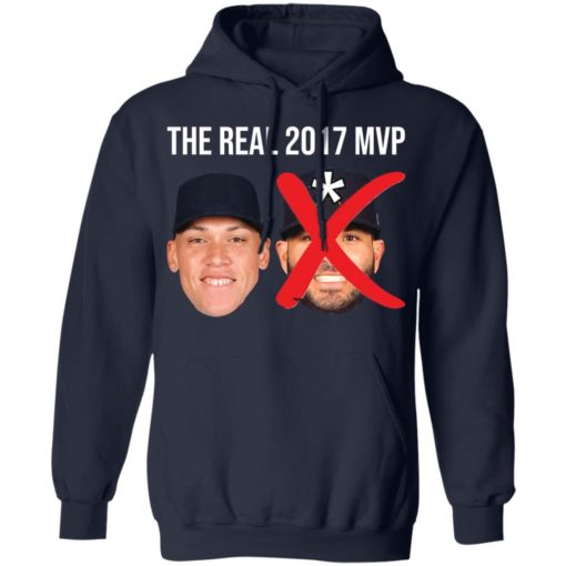 The real 2017 MVP Aaron Judge not Altuve shirt $25.95 redirect05052021000501 14