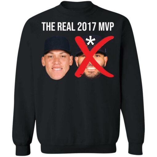 The real 2017 MVP Aaron Judge not Altuve shirt $25.95 redirect05052021000501 16