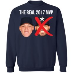 The real 2017 MVP Aaron Judge not Altuve shirt $25.95 redirect05052021000501 18