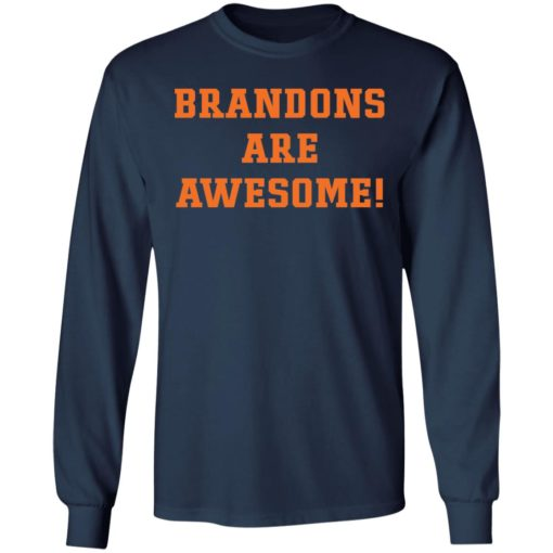 Brandons are awesome shirt $19.95 redirect05052021220543 1