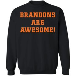 Brandons are awesome shirt $19.95 redirect05052021220543 4