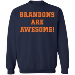 Brandons are awesome shirt $19.95 redirect05052021220543 5