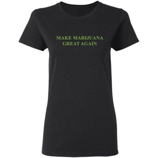 Make marijuana great again shirt $19.95 redirect05052021230524 2