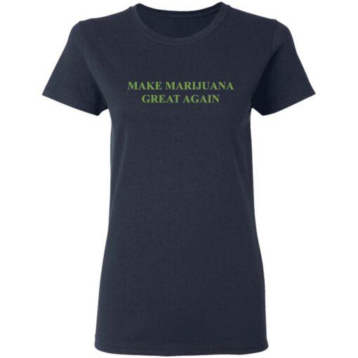 Make marijuana great again shirt $19.95 redirect05052021230524 3