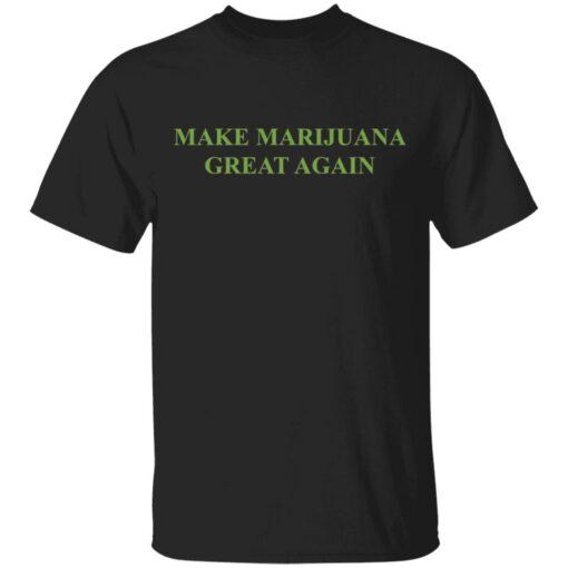 Make marijuana great again shirt $19.95 redirect05052021230524