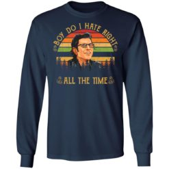Ian Malcolm boy do i hate right all the time shirt $19.95 redirect05062021040530 1