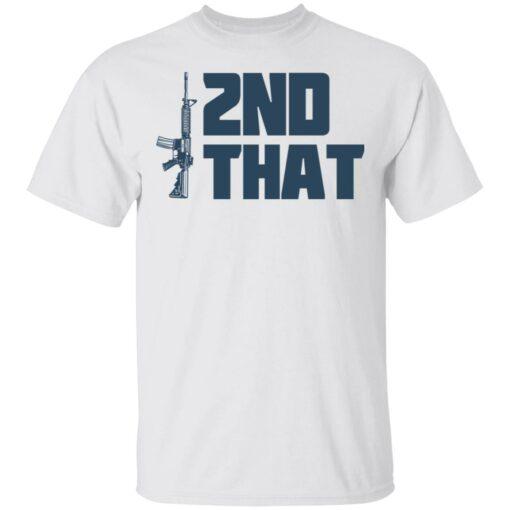 Gun 2nd that shirt $19.95 redirect05082021230546