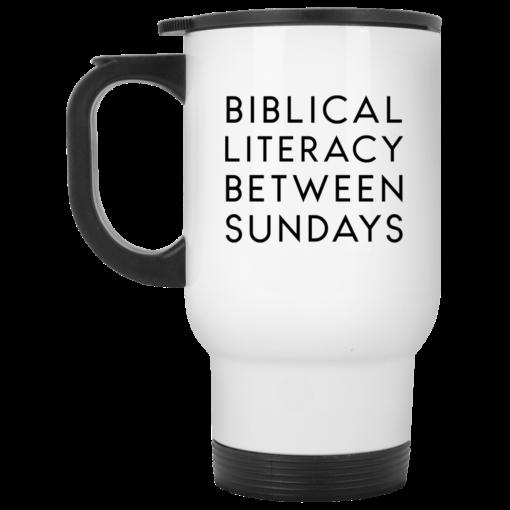 Biblical literacy between Sundays mug $14.95 redirect05102021030552 1