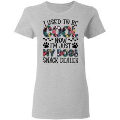 I used to be cool now i'm just my dogs snack dealer shirt $19.95 redirect05102021040558 3