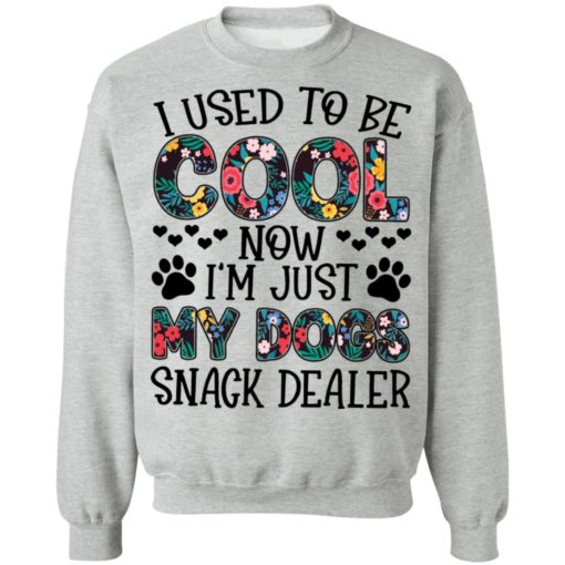 I used to be cool now i'm just my dogs snack dealer shirt $19.95 redirect05102021040558 8