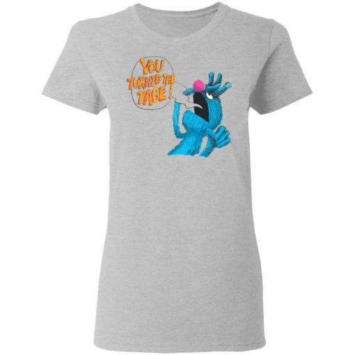 The Monster at the End of This Book shirt $19.95 redirect05102021210551 3