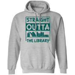 Book straight outta the library shirt $19.95 redirect05112021000515 15