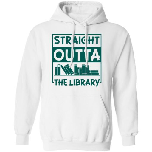 Book straight outta the library shirt $19.95 redirect05112021000515 16