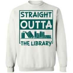 Book straight outta the library shirt $19.95 redirect05112021000515 18