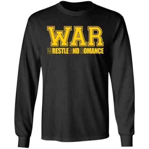 War wrestle and romance shirt $19.95 redirect05112021040548 4