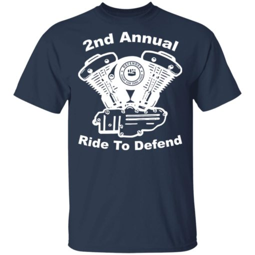 2nd annual ride to defend shirt $19.95 redirect05122021030545 1