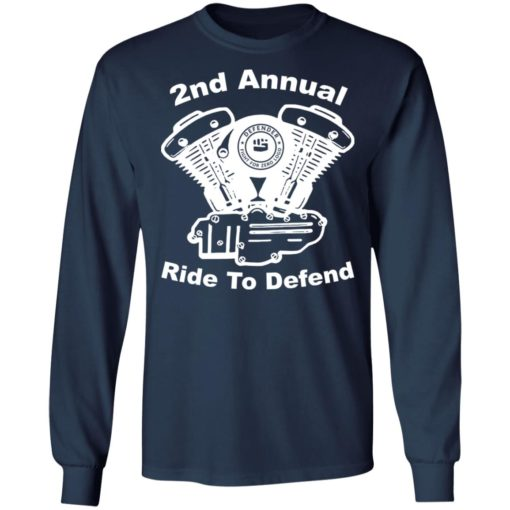 2nd annual ride to defend shirt $19.95 redirect05122021030545 5