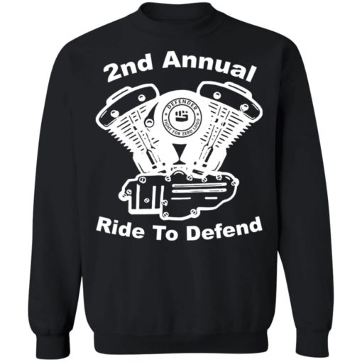 2nd annual ride to defend shirt $19.95 redirect05122021030545 8