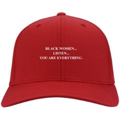 Black women listen you are everything hat, cap $24.75 redirect05132021000555 4