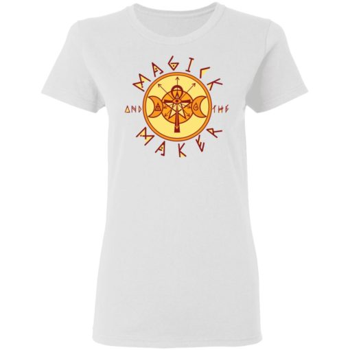 Magick and the maker shirt $19.95 redirect05132021230505 2