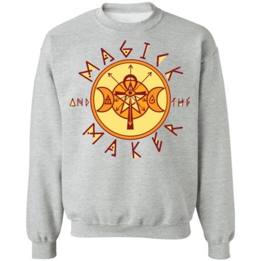 Magick and the maker shirt $19.95 redirect05132021230505 8