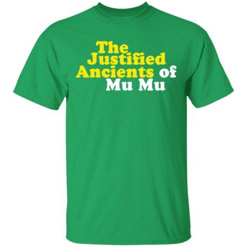 The Justified ancients of mu mu shirt $19.95 redirect05132021230554 1