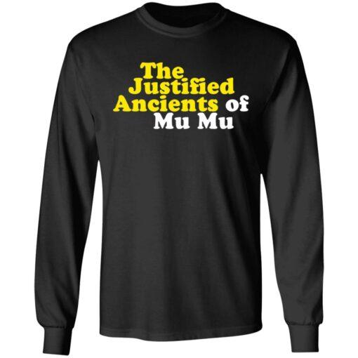 The Justified ancients of mu mu shirt $19.95 redirect05132021230554 4