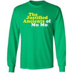 The Justified ancients of mu mu shirt $19.95 redirect05132021230554 5