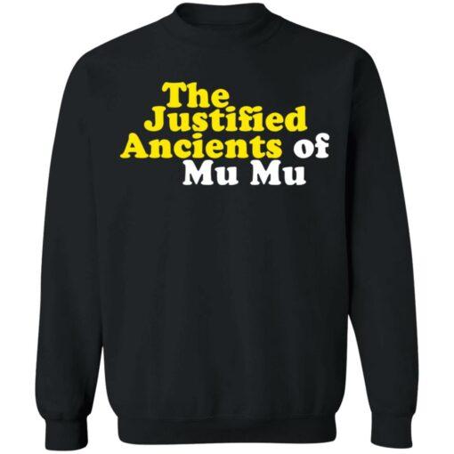 The Justified ancients of mu mu shirt $19.95 redirect05132021230554 8
