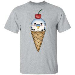 Budgie in ice cream cone shirt $19.95 redirect05142021000533 1