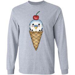 Budgie in ice cream cone shirt $19.95 redirect05142021000533 4