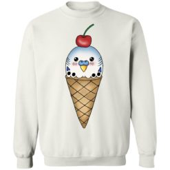 Budgie in ice cream cone shirt $19.95 redirect05142021000533 9