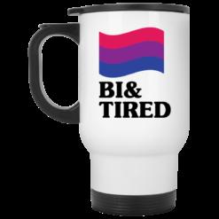 Bisexual flag bi and tired mug $16.95 redirect05202021230509 1