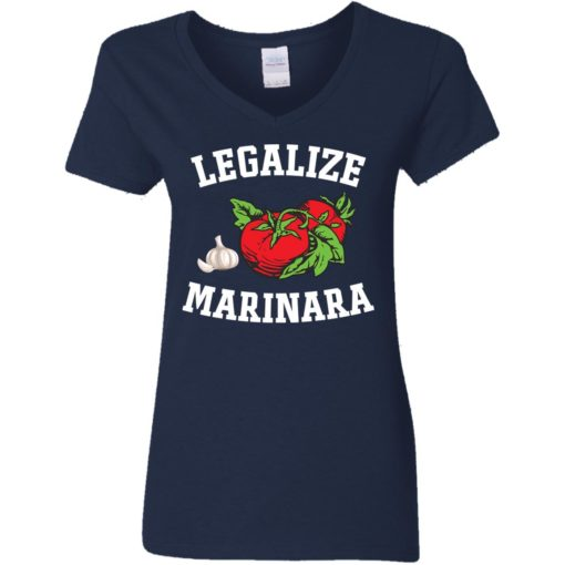 Garlic and tomato legalize marinara shirt $19.95 redirect05202021230527 3