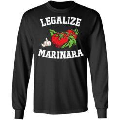Garlic and tomato legalize marinara shirt $19.95 redirect05202021230527 4